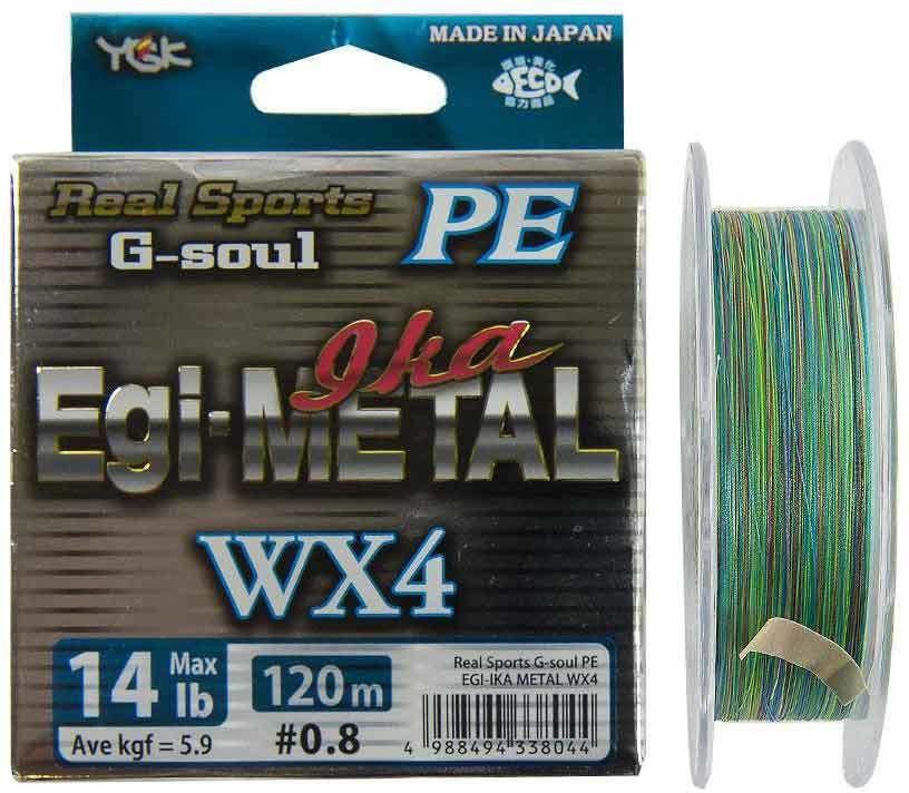 купить шнур для рыбалки ygk metal