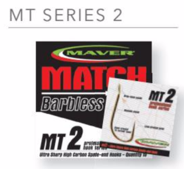Крючки Maver MATCH THIS SERIES 2 номер 18