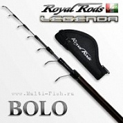 Удилище ROYAL RODS LEGENDA с кольцами 6 м
