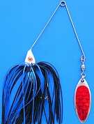 Спинербейт ILBA SPINNER BAIT w+a,red +b 15gr