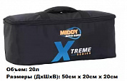 Сумка рыболовная MIDDY (50x20x20)см сумка чехол MIDDY Xtreme Match Cool/Baits Bag 20L