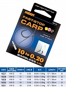 1829 поводки MIDDY Fast-Stop Carp Long HTN 14 to 0.20 (8pc pkt)