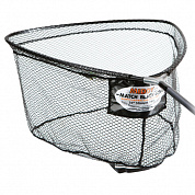 "Сетка для подсачека MIDDY Match Black Ltx 22""/55см Straight Front Net"