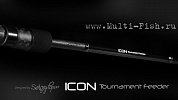 Фидер ZEMEX ICON Tournament Feeder 12 ft - 75g NEW 2017