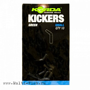 Лентяйка Korda Kickers Green Small для крючка №10-12