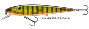 Воблер DAIWA PROREX MINNOW SR 120мм.,17гр.,0,6-1,2м.,GOLD PERCH